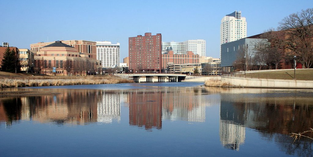 City view of Rochester MN - on the sell your house fast in Rochester page