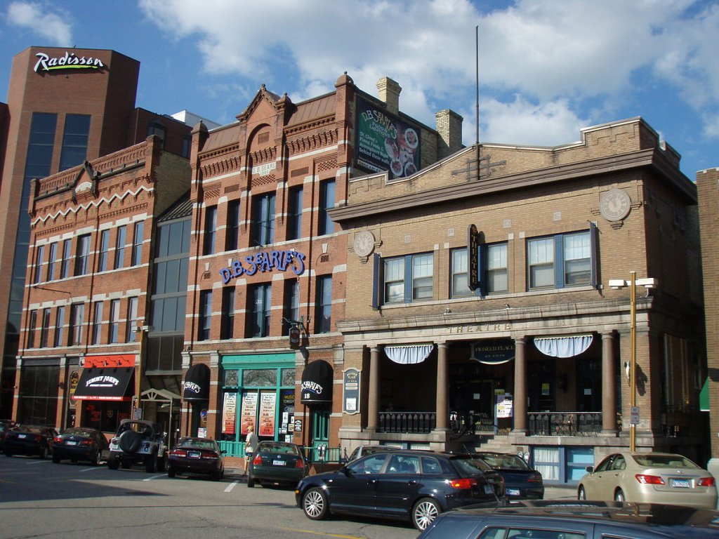 Downtown St. Cloud MN, on the Sell your house in St. Cloud MN page