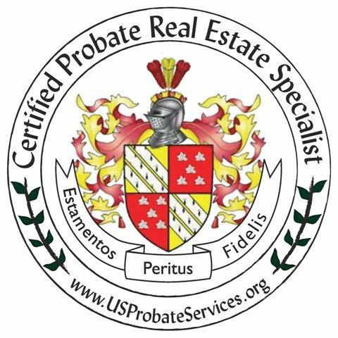 Certified Probate Real Estate Specialist Seal