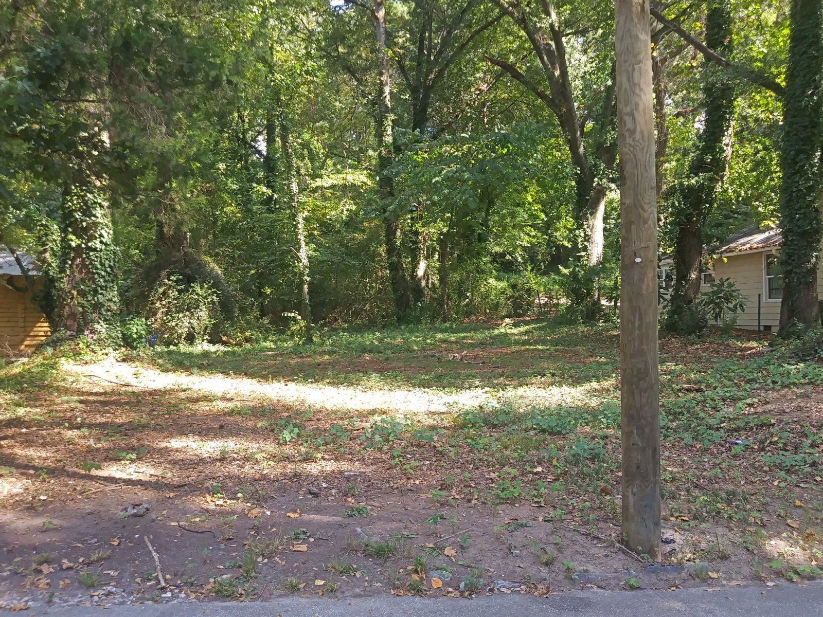 Great Potential Lot in Atlanta