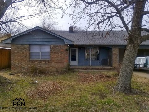 S 124th East Ave Tulsa - front