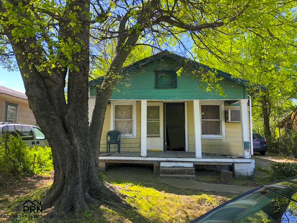 Discounted Tulsa Property - front