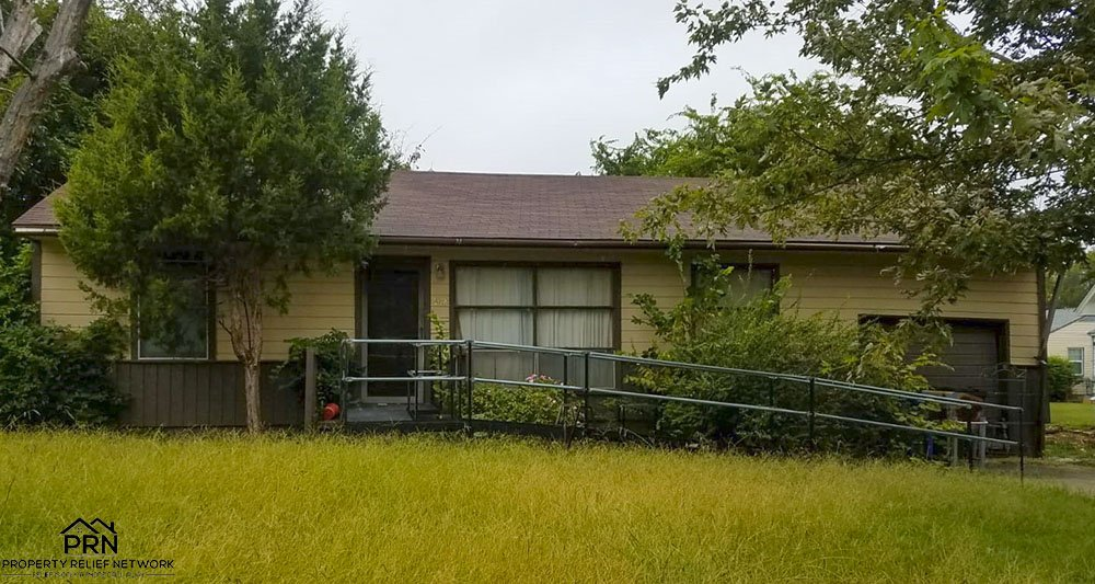 N Iroquois Ave Tulsa - front
