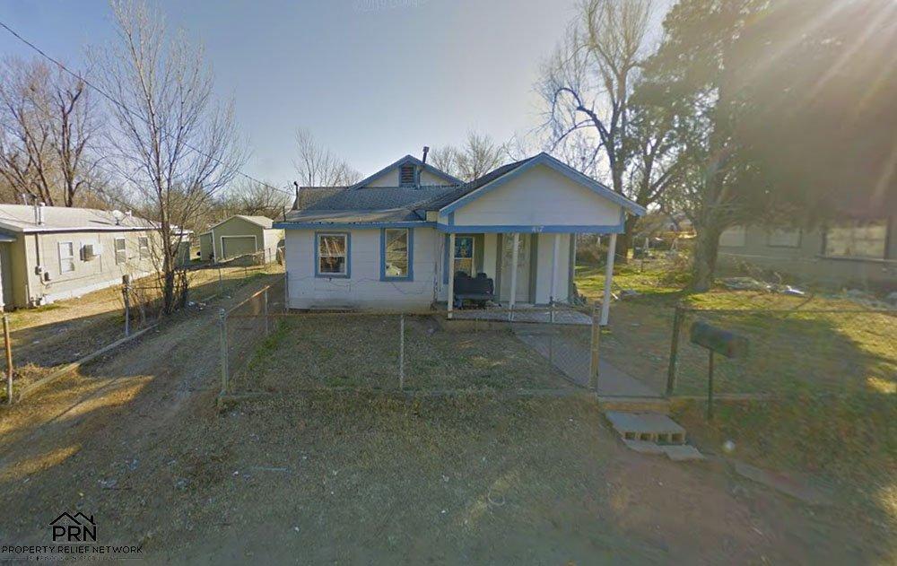 S 54th W Ave Tulsa - far front