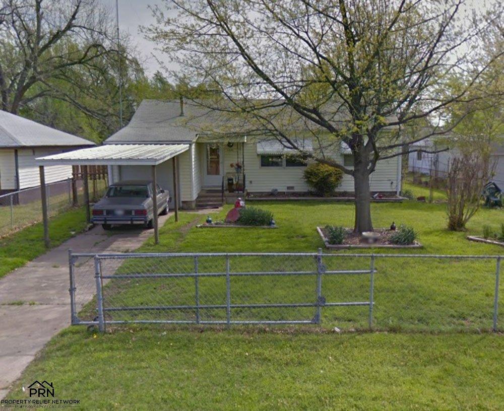 N Oswego Ave Tulsa - far front