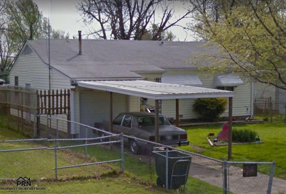 N Oswego Ave Tulsa - sideview 2