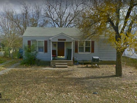 N Maplewood Ave Tulsa - front