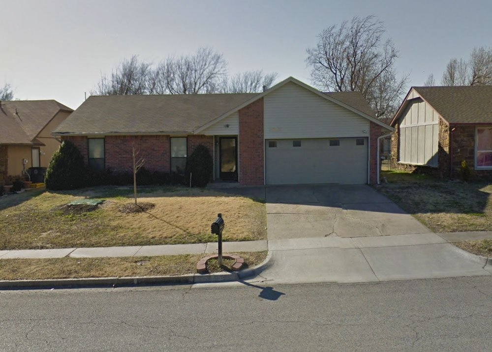 S 136th E Ave Tulsa - far front