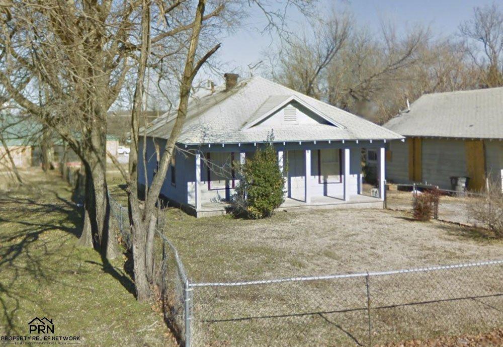 W Newton St Tulsa - sideview 3