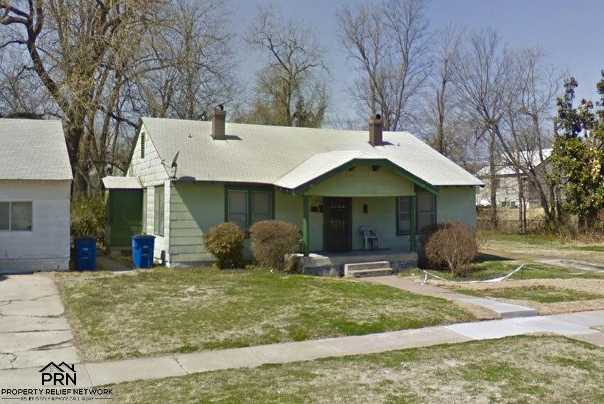 N Cheyenne Ave W Tulsa - front 2