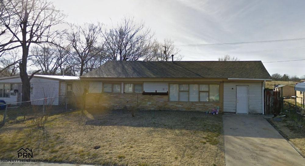 N Delaware Ave Tulsa - front 2