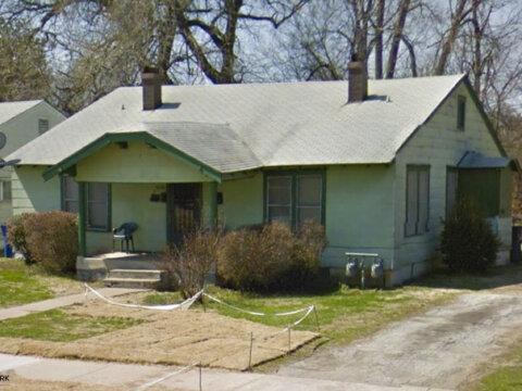 N Cheyenne Ave W Tulsa - front 3