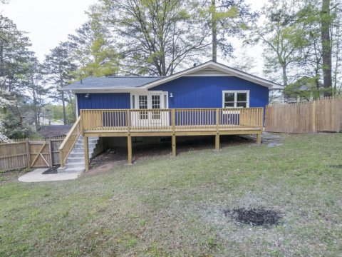 Powder Springs 45