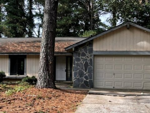 Cosmetic Off-Market Flip in East Cobb