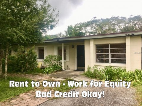 Rent to Own Home Oviedo FL
