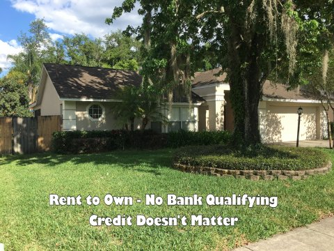 East Orlando Rent to Own Home