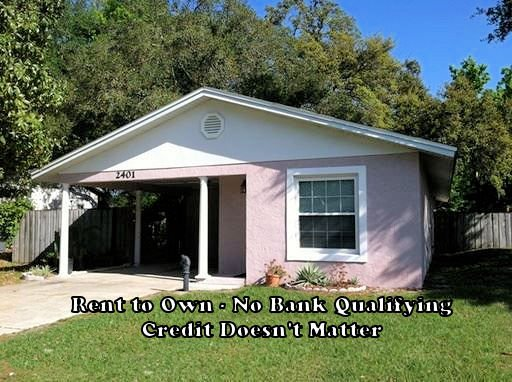 Rent to Own Home in Orlando FL