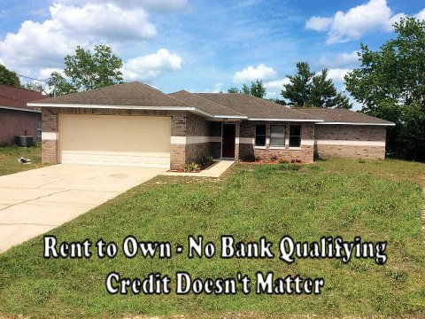 Rent to Own Home Deltona FL