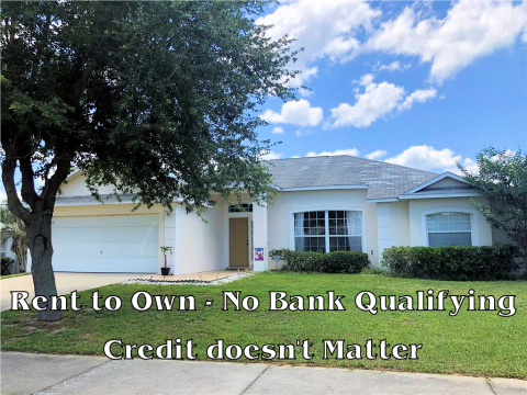 Rent to Own Home in Clermont FL