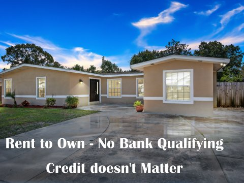 Titusville Rent to Own home