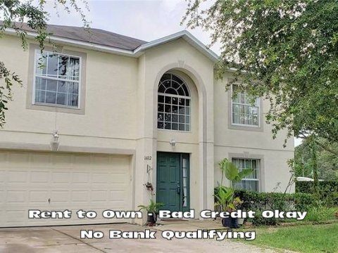 Beautiful Rent to Own Home in Leesburg FL