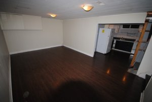 Basement Before - Cash for my house in Toronto