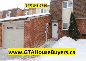 buy my house in Toronto area