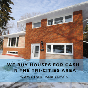 Sell Your House For Cash in The Tri-Cities