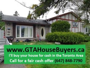 I'll buy your house for cash Ontario