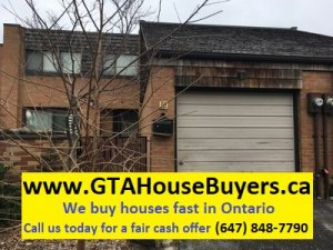 Sell House and Rent Back Option Ontario