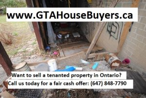 Selling a Tenanted Property Ontario