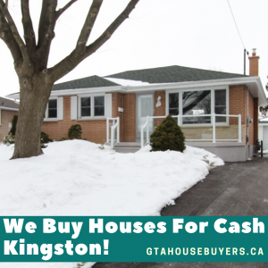 We Buy Houses For Cash Kingston