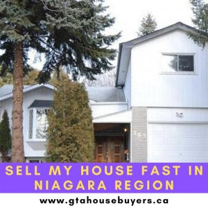 Sell my house fast in Niagara region. We buy houses fast with cash anywhere in Ontario.
