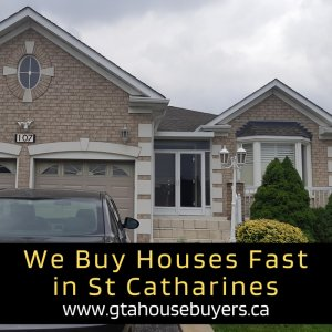 We buy houses fast in St Catharines. Sell your house fast! You'll get a fair cash offer from us within 24 hours.