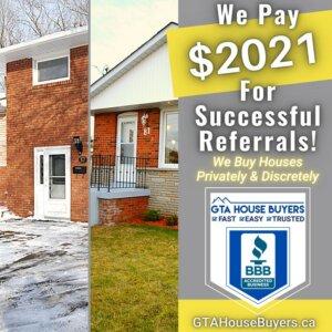 Real Estate Referral Fee Ontario Canada