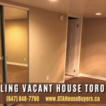 Selling Vacant House Toronto Ontario