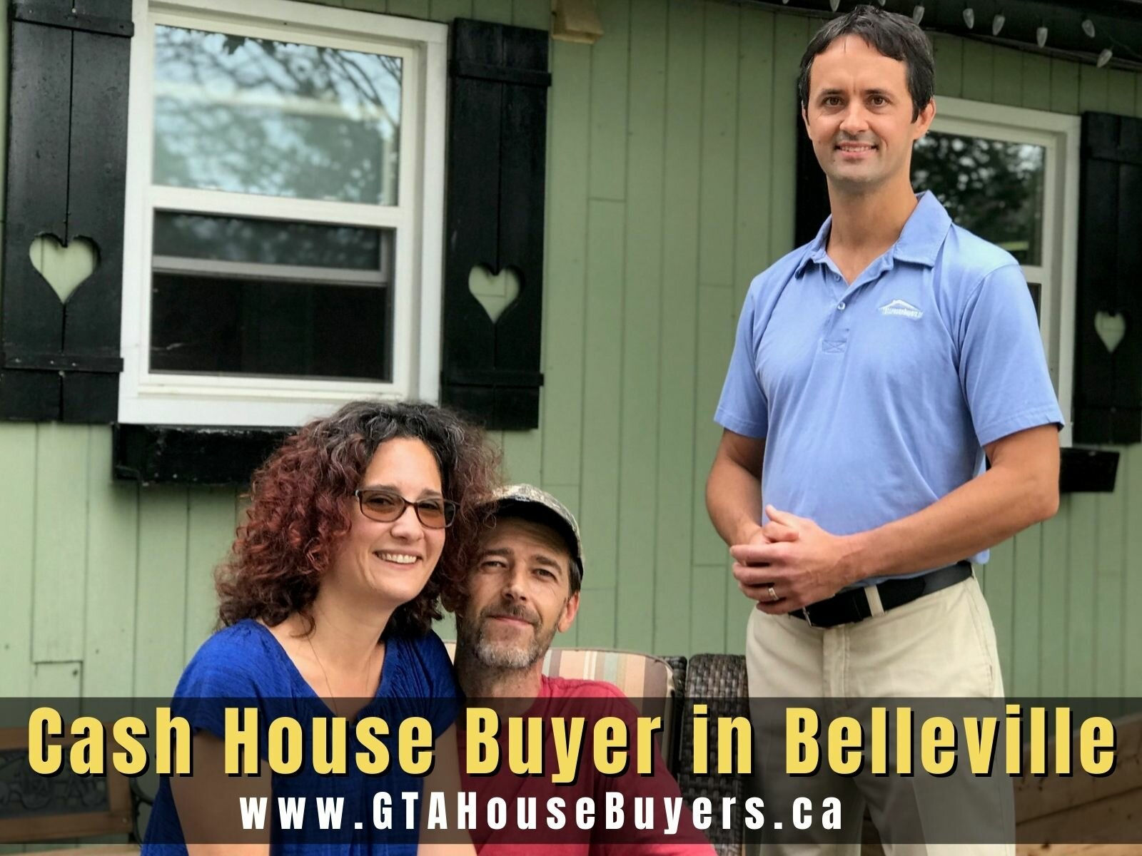 Sell my house fast in Belleville, Ontario because we buy houses fast.