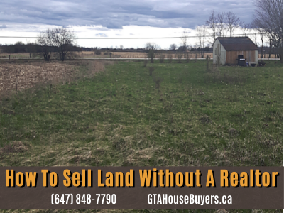 How to Sell Land Without a Realtor