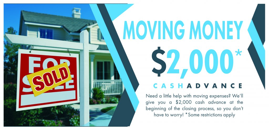 Get help paying for moving costs in Dallas Fort Worth Arlington