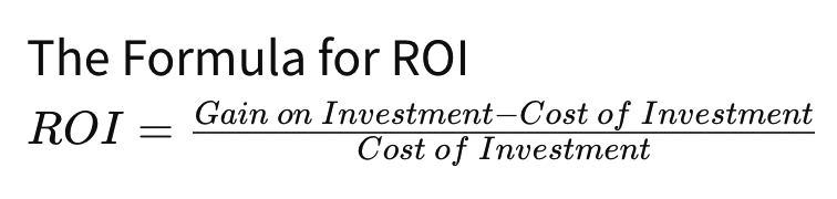rental property business Dallas Fort Worth ROI calculation