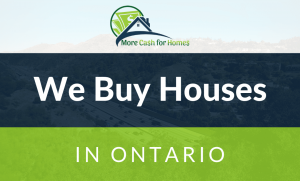 we buy houses ontario