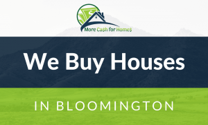 sell my house fast bloomington