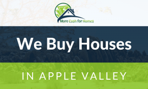 sell my house fast apple valley