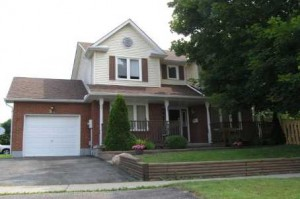 Rent to Own Home in Courtice