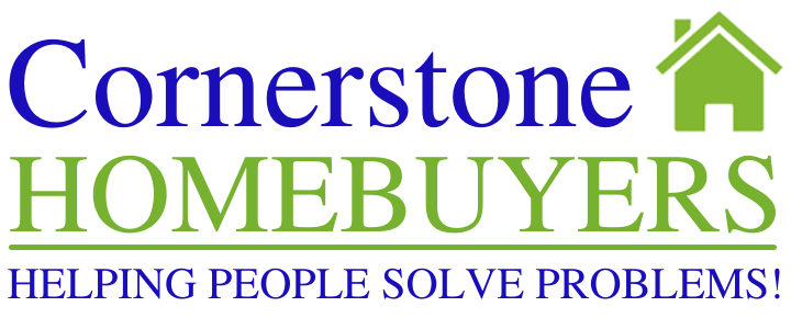 Cornerstone Homebuyers logo