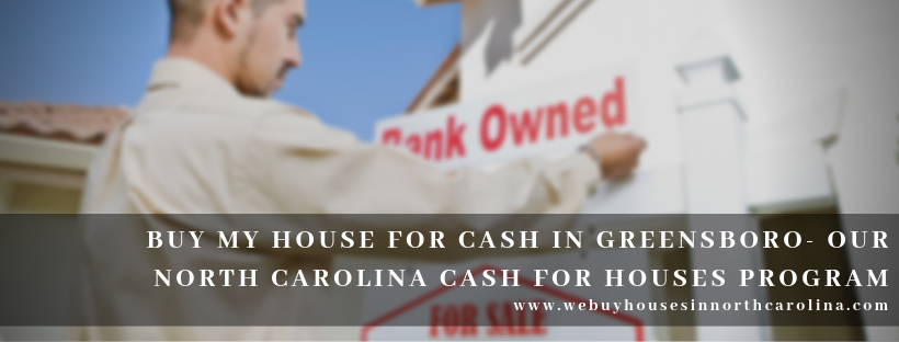 sell my property in Greensboro NC