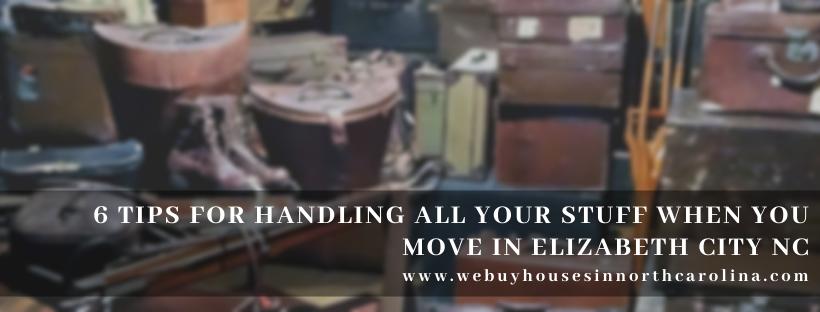 We buy properties in Elizabeth City NC