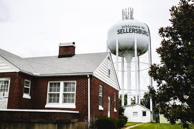 sellersburg indiana water tower