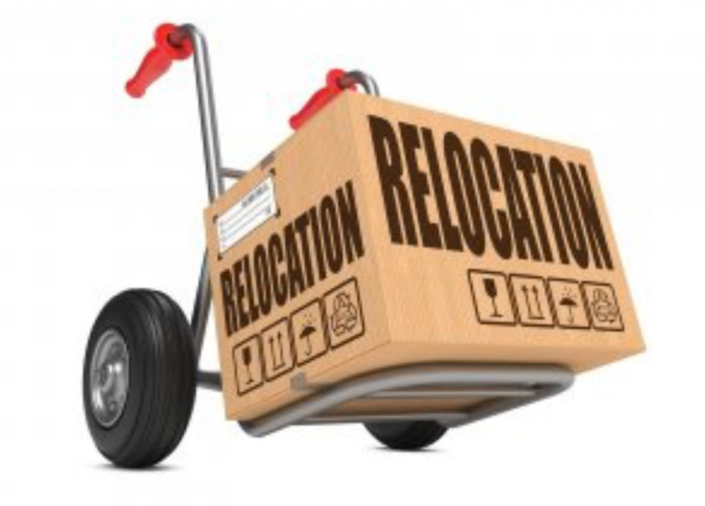 Relocation house sale