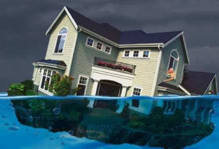 selling a house when underwater on mortgage